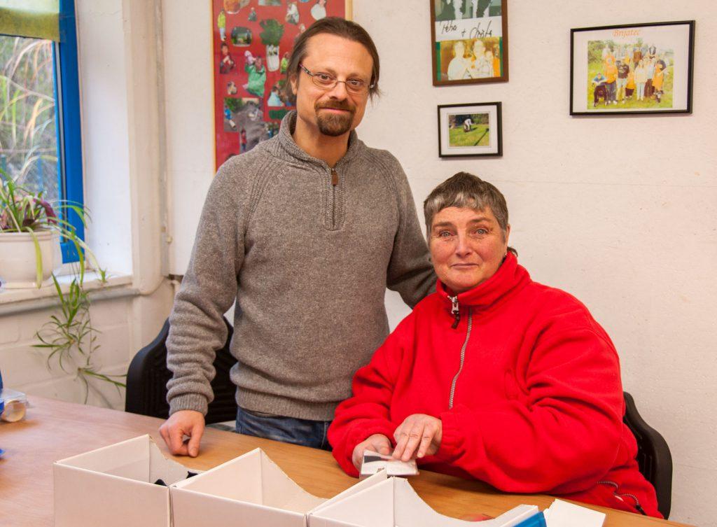 Werkstatt für Menschen mit Behinderungen der GPS in Jever.